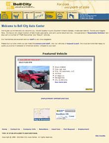 Bell City Auto Center Inc. Logo