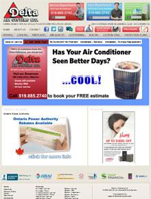Delta Air Systems Ltd